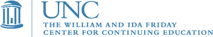 Logo for The Friday Center